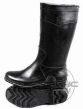 Сапоги резиновые формовые рабочие МБС, черный