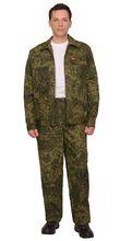 "Костюм ""СИРИУС-Рысь"" куртка, брюки (тк. Рип-стоп 210) КМФ, Цифра зеленая"