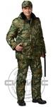 """Костюм """"СИРИУС-Безопасность"""" зимний: куртка дл., п/комб.  КМФ зеленый"""