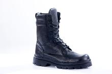 Ботинки с выс. берцами Модель 701(натур. хромовая кожа)