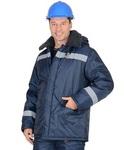 "Куртка ""СЕВЕР-4"" зимняя, тк.Оксфорд, синяя"