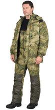 "Костюм ""СИРИУС-Барс"" зимний: куртка,п/комб. КМФ, Болото"