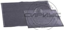 Коврик диэлектрический (75х75 см) черный