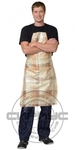 Фартук клеенчатый для пищевой промышленности