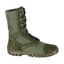 Ботинки комбинированные м. 3351 велюр+ткань