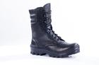 Ботинки ОМОН-Зима мод.907 (нат. хром.кожа, овчина)