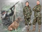 Костюм ПВХ «Hunter WPL» КМФ