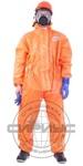 Комбинезон А80 Kleenguard для защиты от химикатов и струй жидкост.