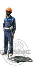 Противогаз шланговый ПШ-1С (ПВХ, ШМП-2) универсальный