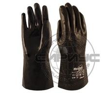 """Перчатки """"Неофлекс35"""" NP-T-18( неопрен гладкий на трикотажной основе,длина 350 мм., толщина 2,1 мм)"""